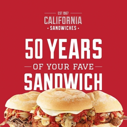 California Sandwiches & Drums N Flats Ajax