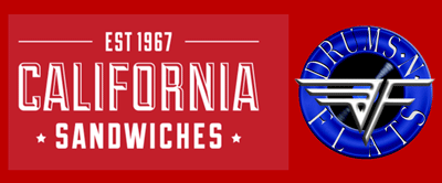 California Sandwiches & Drums N Flats Ajax